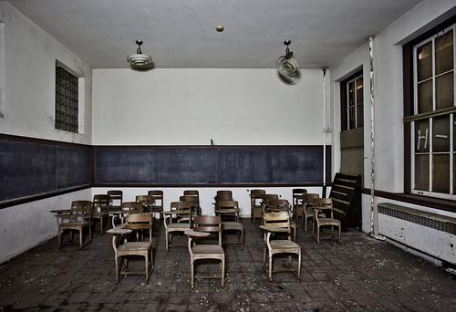 classroom | by nerradk