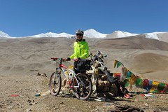 Cycling across the Himalayas - from Lhasa to Kathmandu in 2010 (Germany)