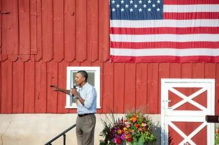 White House Town Hall—Decorah, Iowa 08.15.11 | Photo by ...