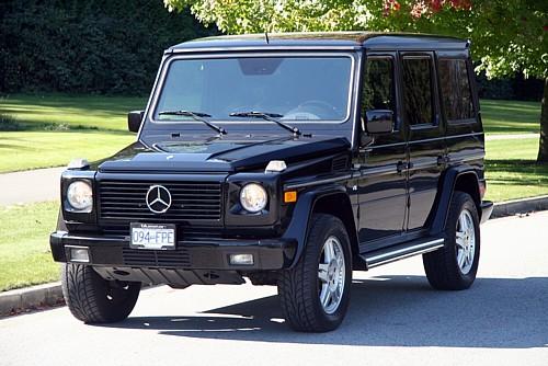 Mercedes Benz G500 V8 – 1993