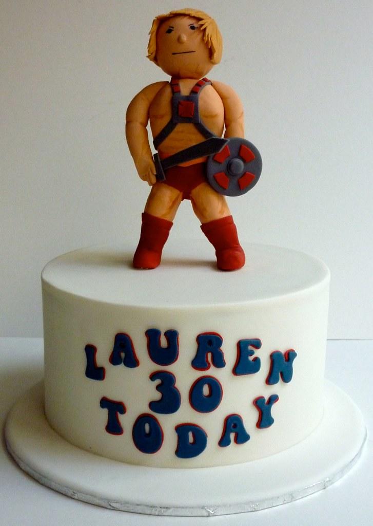 He Man Cake