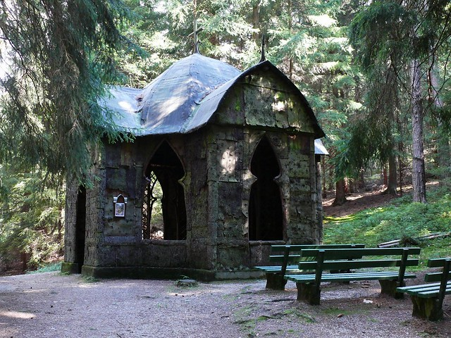 Bad Elster - Kreuzkapelle