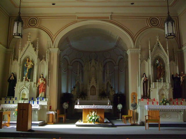 St. Mary Catholic Church, Philothea, OH