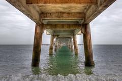 Beneath Deal Pier