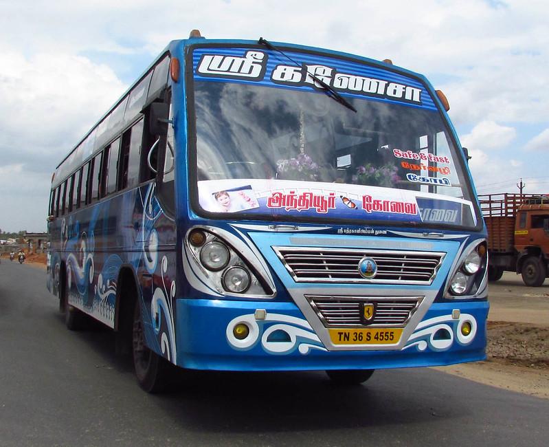 Private buses of Tamil Nadu | Flickr