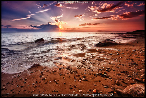 sunset seascape massachusetts newengland westport hdr sigma1020 gooseberryisland canon40d nikhdrefex