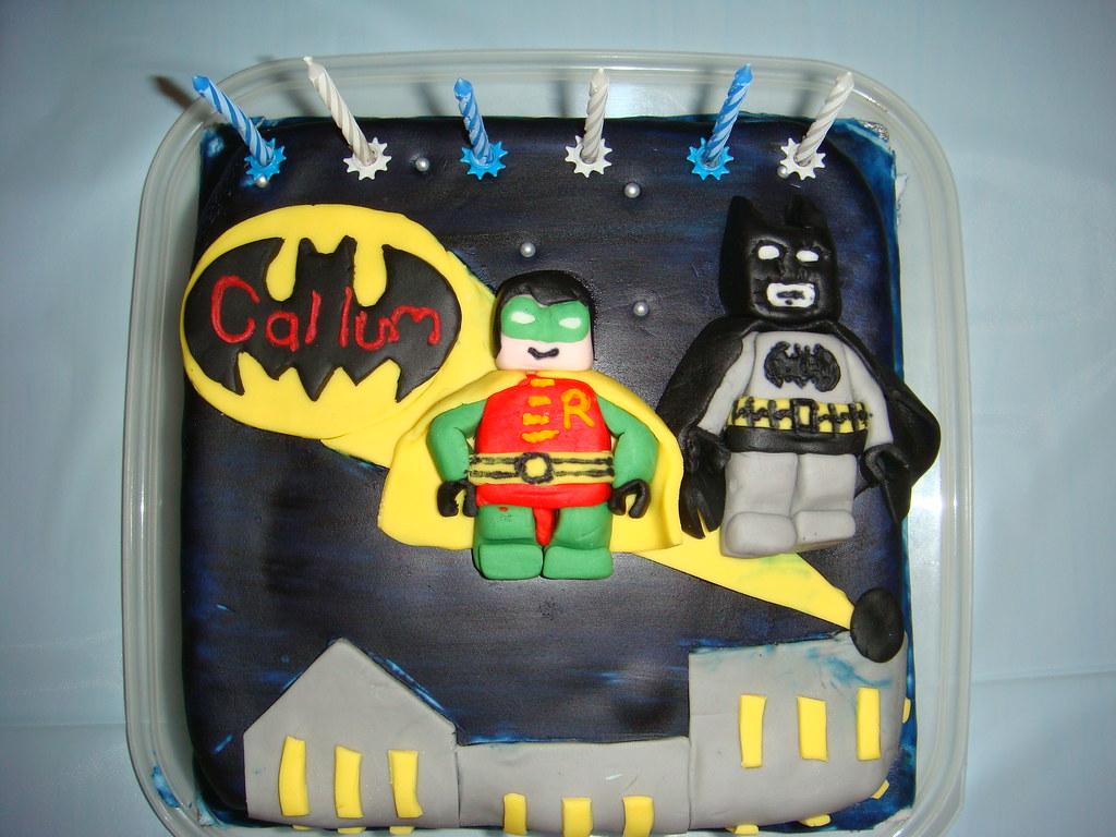 Surprising Lego Batman Birthday Cake For More Information Visit Ww Flickr Personalised Birthday Cards Akebfashionlily Jamesorg