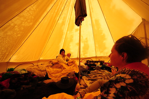 Bell Tent living | by andy_carter