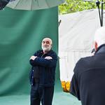 Alexei Sayle photoshoot | Alexei Sayle photoshoot