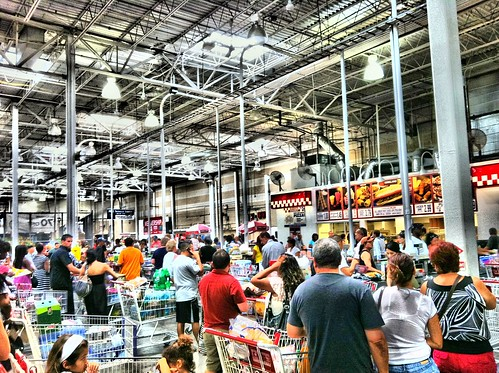 Costco on a Saturday | by miamism