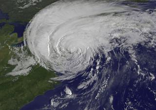 Hurricane Irene Reaches New York City | by NASA Goddard Photo and Video