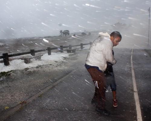 Hurricane Irene. August, 2011. | by captainkickstand