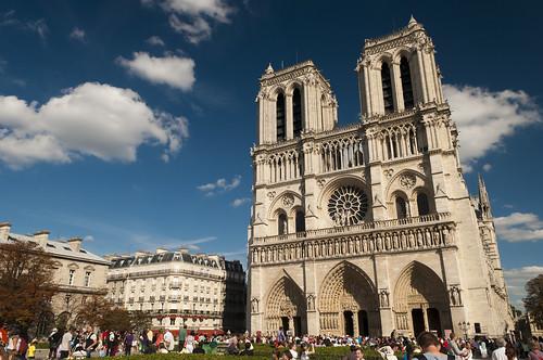 Notre Dame de Paris / Cathédrale Notre-Dame de Paris | by Anna & Michal