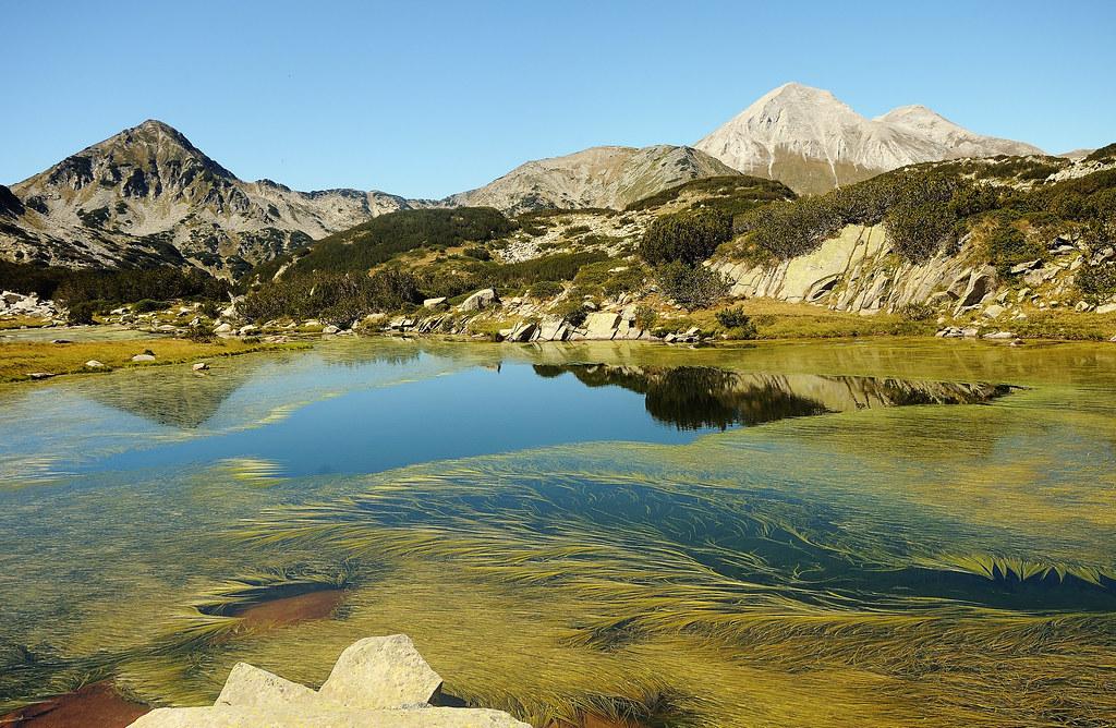 National Temperature Map >> Banderishko lake, Pirin national park, Bulgaria   The ...