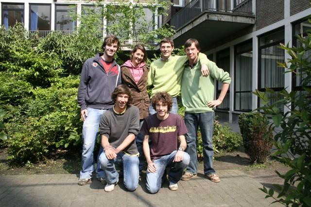 Leerlingenraad 2005-2006