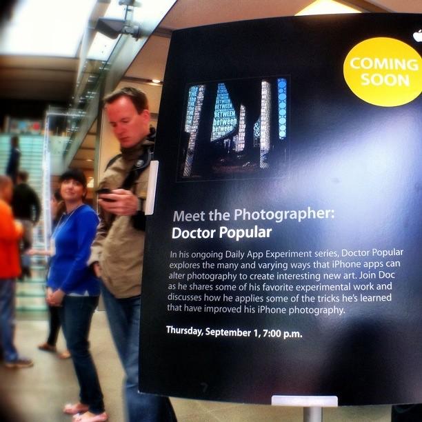 Meet The Photographer: Doctor Popular