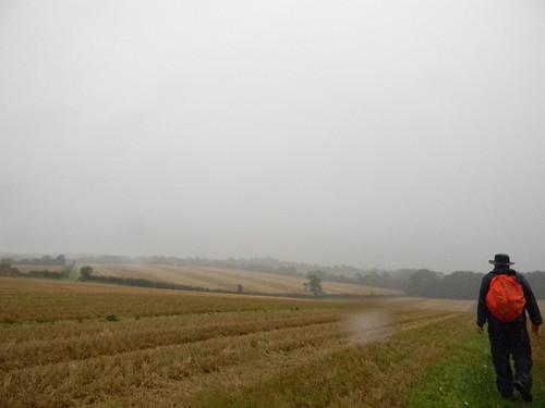 A wet start Overton circular