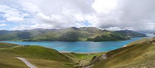 Lago Yamdrok-tso | by NuriArT