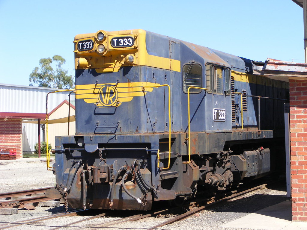 SRHC T333 Seymour 02.03.10 by Andy Cole