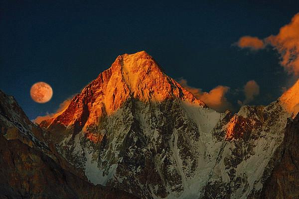 Gasherbrum IV,               PAKISTAN