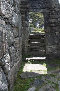 Selje Monastery :: Walls & Stairs | by Fairy Heart ♥