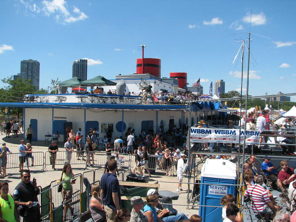 North Ave Beach Boat House