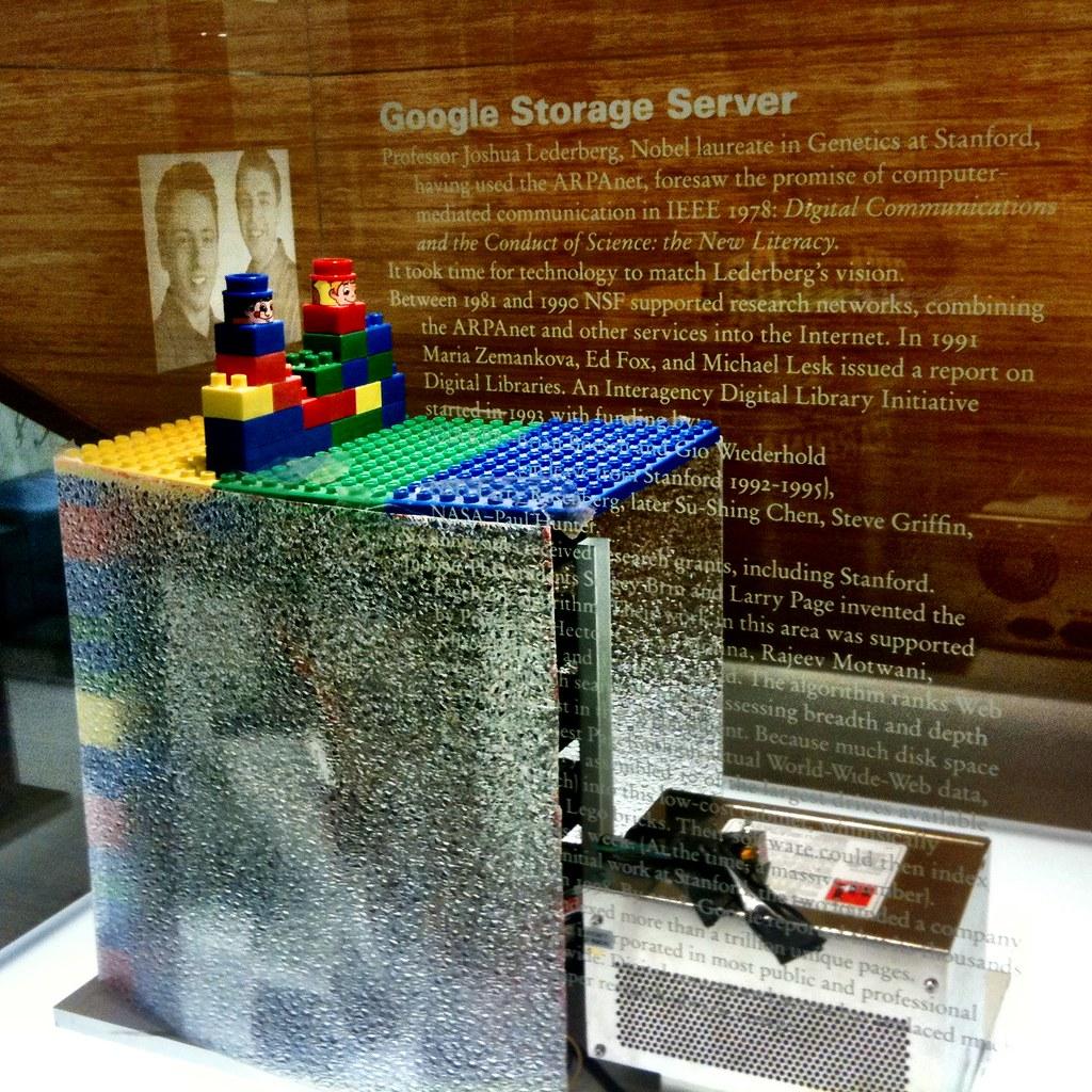 Google Storage Server