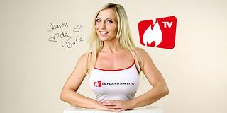 Sharon Da Vale   Zu bewundern bei inflagranti.tv