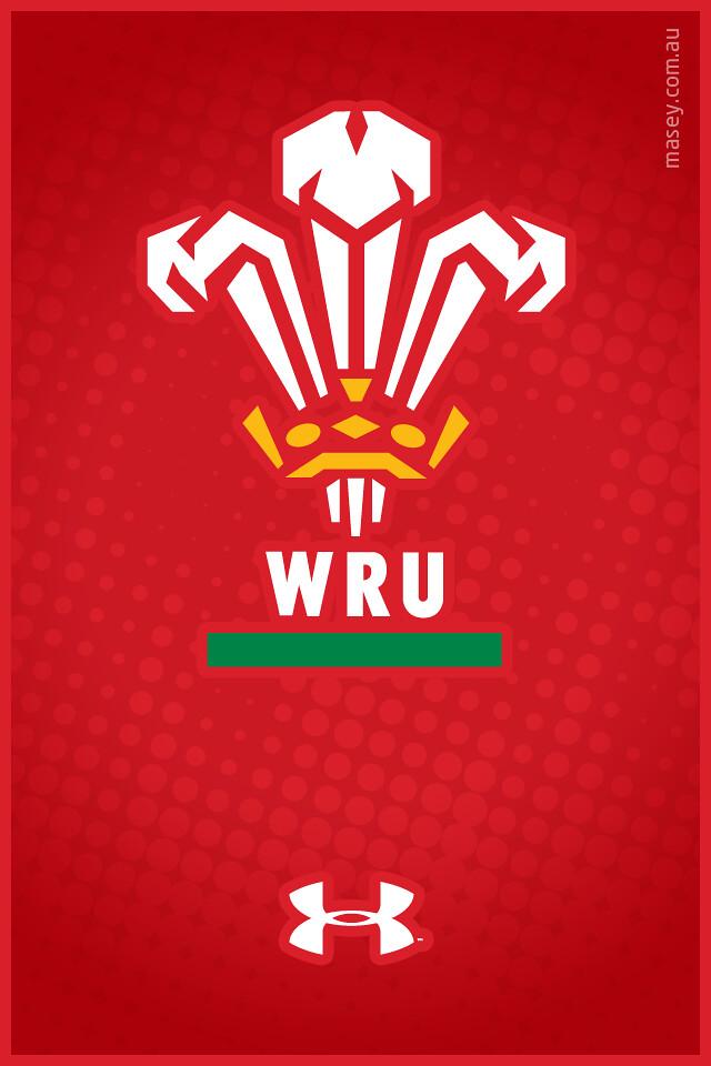 Welsh Rugby Iphone Wallpaper Splash This Wallpaper Across Flickr