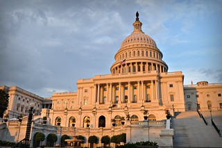 Sunset on the Capitol | by mich&pics