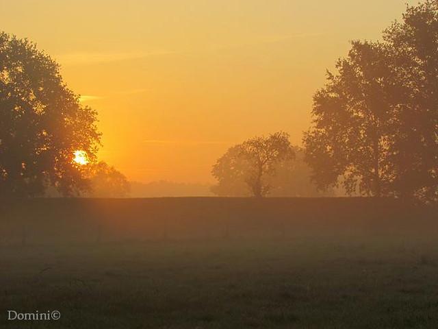 sunrise, Ramsel