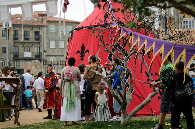 Feira Franca de Pontevedra 2011