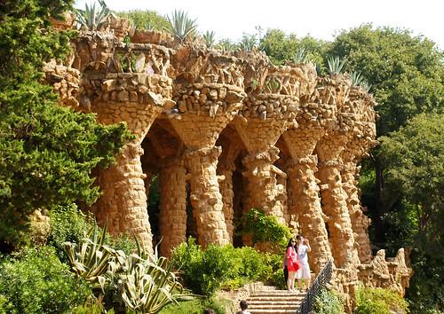 Gaudí - Parc Güell 14 | by ferran pestaña