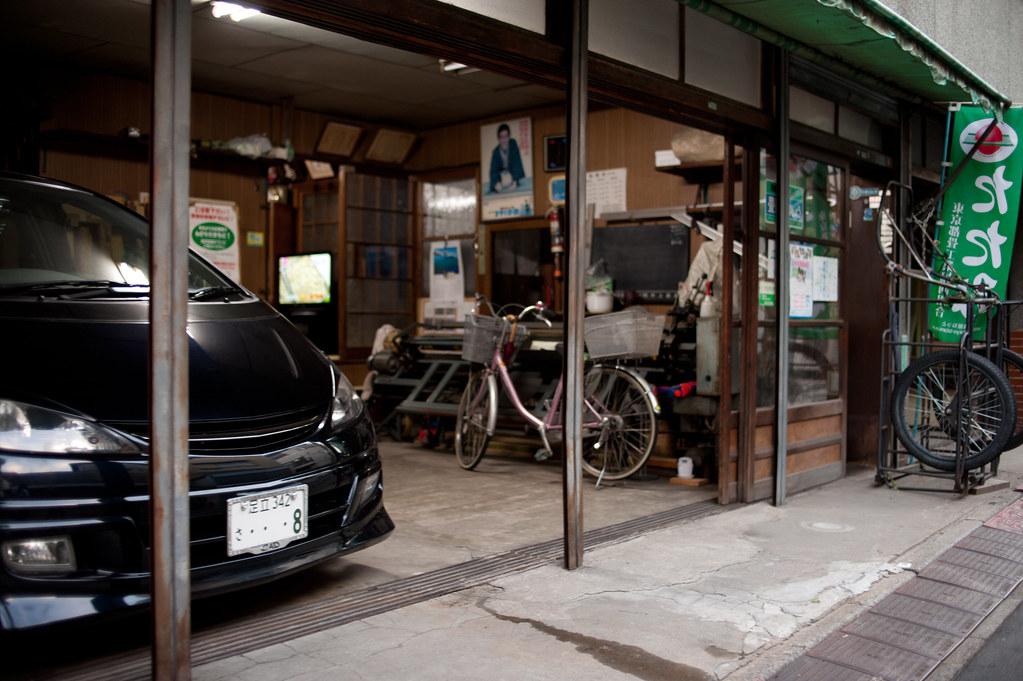 家の中の車 2011/08/09 DSC_8978