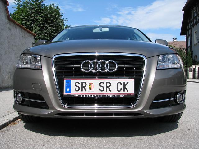 Audi A3 TDI - Steyr - Austria