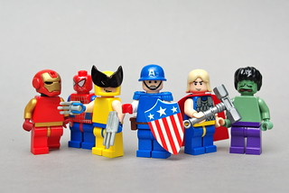 Avengers | by Dunechaser