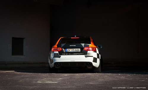 MTM Audi RS6 Clubsport | by Chris Wevers
