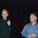 Tim Cook & Phil Schiller, after Macworld Expo 2009 keynote