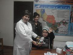 You Are Not Alone!!! (Uzbekistan)