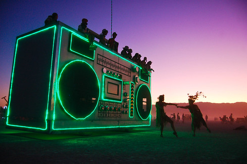 boombox art car | by hep