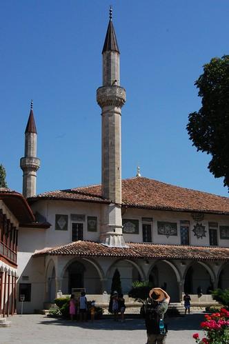 Bachčisarajská mešita