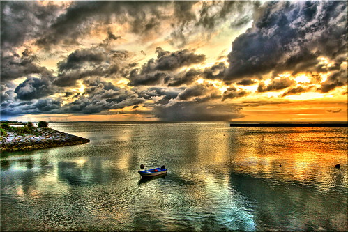 "ocean sea water japan clouds boat 日本 okinawa 沖縄 greatphotographers photographyrocks thisphotorocks awardtree ""flickraward"""