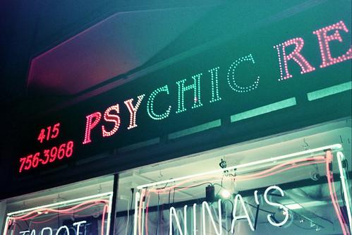 Psychic Kolor   by Joshua Cobos
