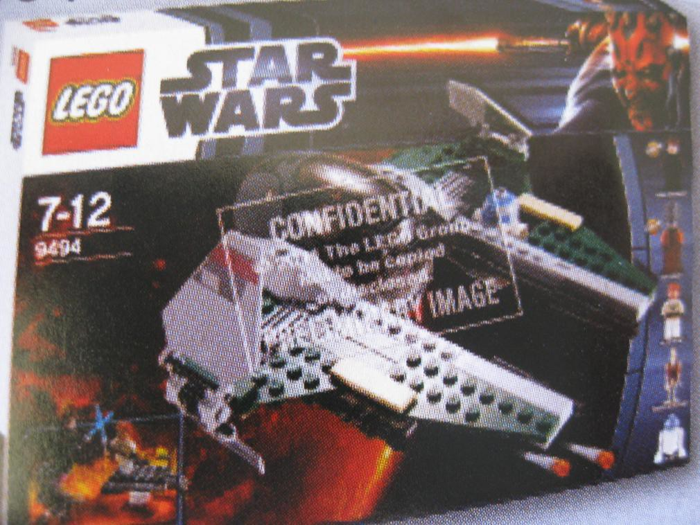 Lego Star Wars Set Bilder 2012 Welle 9494 Anakins Jedi Int Flickr