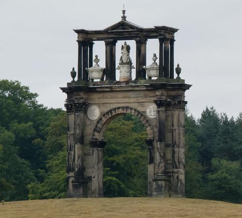 Triumphal Arch, Shugborough Park