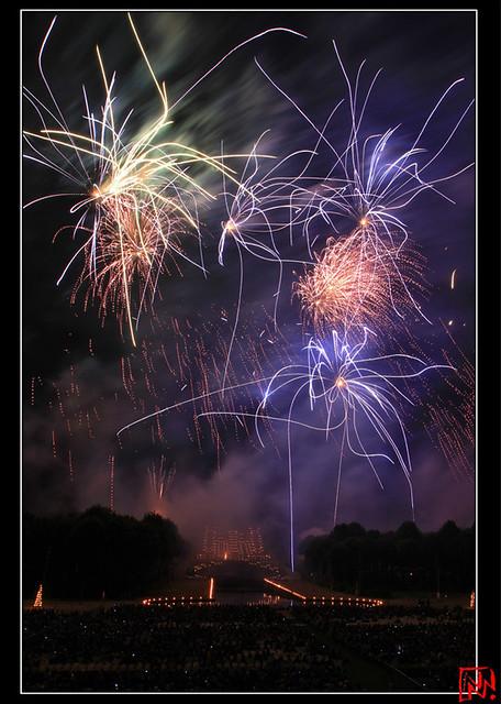 Le plus grand feu d'artifice d'Europe.... (8/11)
