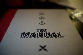 The Manual: Cover