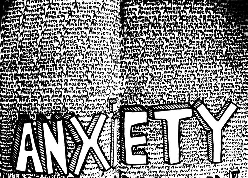 Anxiety | by Mari Z.