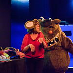 Julia Donaldson and The Gruffalo |