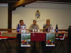 Presentación del concurso de pinchos de las VI. Jornadas Gastronómicas